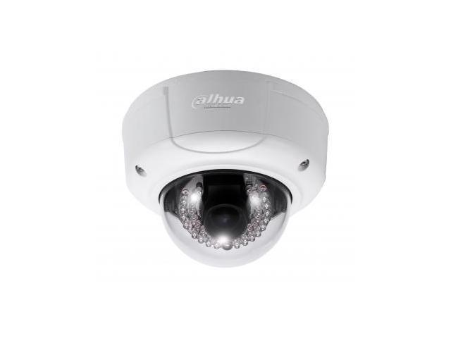 Dahua IPC-HDBW3300 3M Megapixel 1536P HD Outdoor IP Dome Network Security Surveillance CCTV Camera PoE Power Over Ethernet Weatherproof Vandalproof 12 & 24V Dual Votage