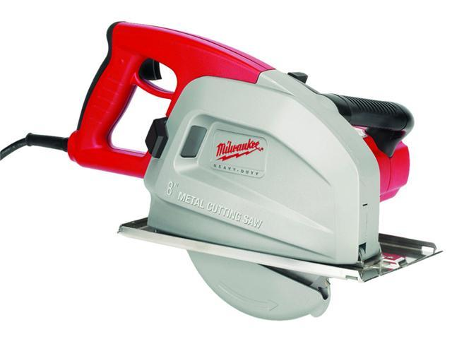 Milwaukee Electric Tool - 6370-21 - 8 Metal Cutting Circular Saw, 3700 No Load RPM, 13.0 Amps, Blade Side: Right