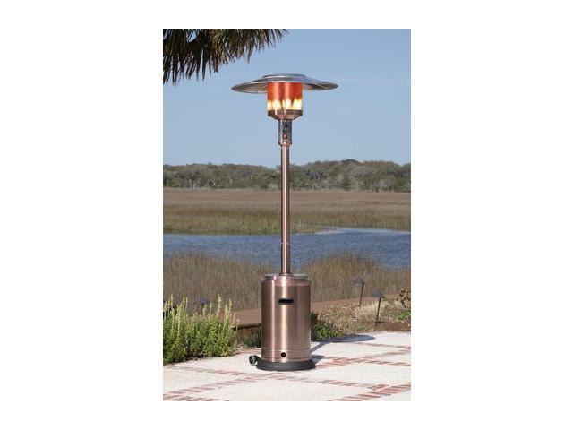 Fire Sense - 60688 - Fire Sense Copper Finish Commercial Patio Heater