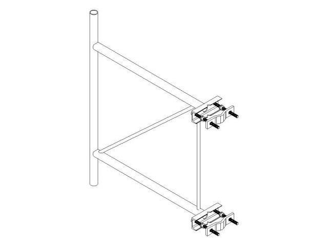 Ventev - WS-S300 - Stand-Off Bracket, 3 Foot (1-7/8x24)