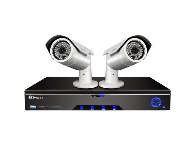 Swann 6 Channel Professional Hybrid SDI Security Surveillance System (SWHDK-681002)