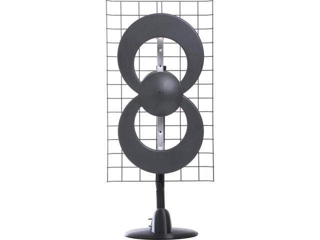 Antennas Direct - C2-V-CJ M - Antennas Direct ClearStream2 Antenna - Upto 50 Mile - 10.4 dBi - Television -