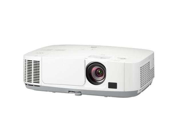NEC - NP-P501X - NEC Display NP-P501X LCD Projector - 720p - HDTV - 4:3 - F/1.7 - 2.1 - AC - 270 W - SECAM, NTSC, PAL -