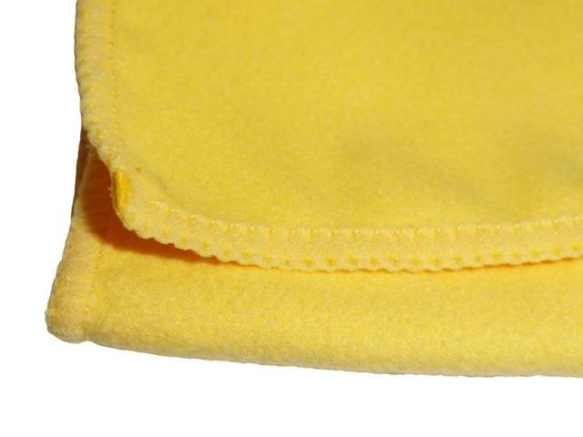 Atlas Microfiber Polishing Chamois Cloth Towel  - 48-Pack