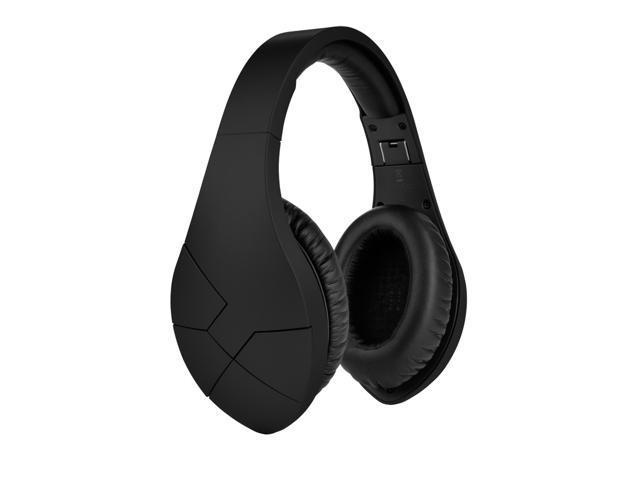 Velodyne vBold Over-Ear Wireless Bluetooth Headphones - Matte Black