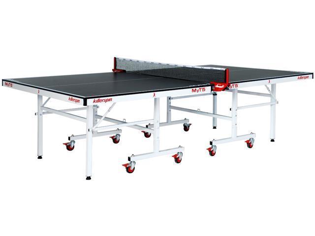 Killerspin Myt5 Table Tennis Table Killerspin MyT5 Table -Black Table Tennis TABLE 361-02 - Newegg.com