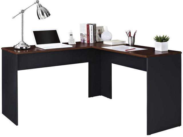 Altra Furniture 9843096 The Works Contemporary L Shaped