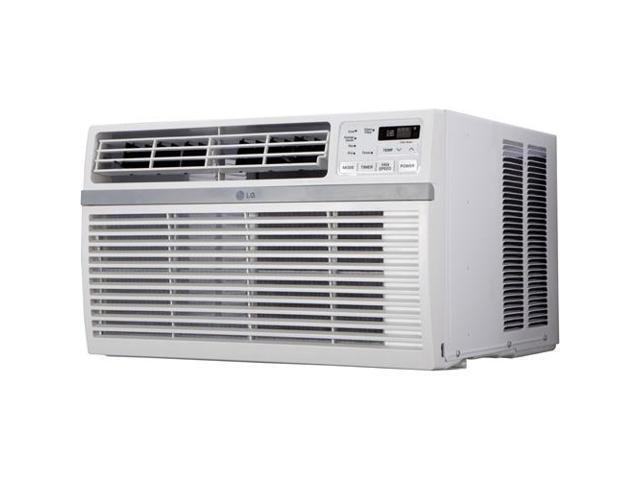 lg lw8015er white 8000 btu window air conditioner. Black Bedroom Furniture Sets. Home Design Ideas