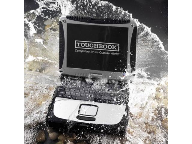 "Panasonic Toughbook CF-18 - Intel Pentium 1.1GHz - 256MB RAM - 40GB Storage - 10.4"" Touchscreen Display - Windows XP Professional/Tablet"