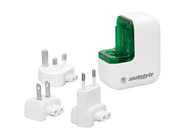 Snakebyte iOS Dual Charger for iPad, iPhone and iPod SB00665