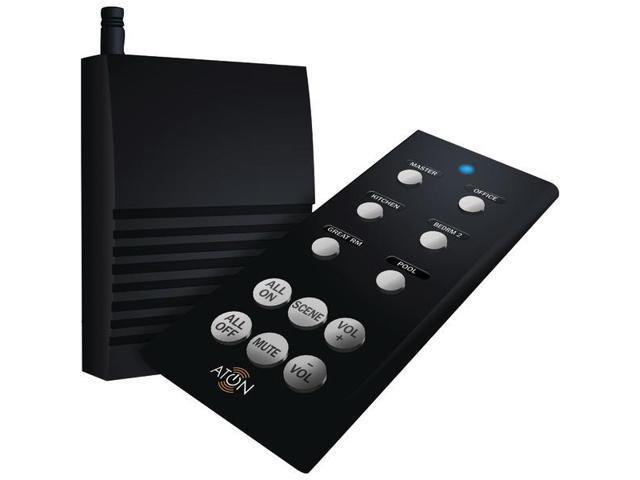 ATON DLA6RKT 6-Room RF Remote & RF Receiver Kit