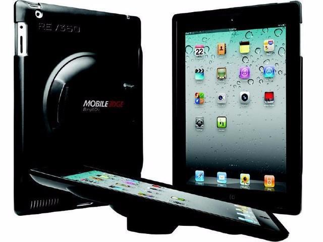 REV360 iPAD Rotating Case - Black - ME-REV01