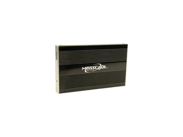 Masscool Ue-211 2.5 Inch Ide To Usb 2.0 External Hard Drive Enclosure (Black)