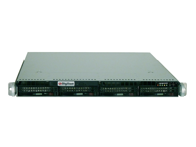 Digiliant R10004LS-NW-0120 12TB Windows Storage Server