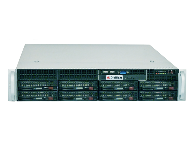 Digiliant R20008LS-NW 16TB Windows Storage Server - OEM