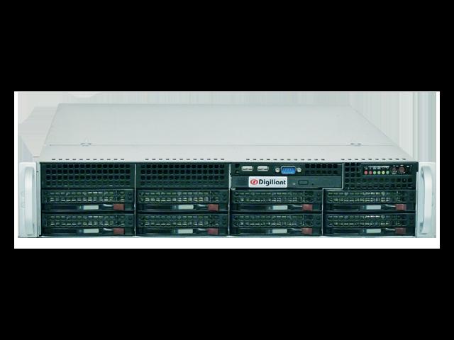 Digiliant R20008LS-NW 32TB Windows Storage Server - OEM