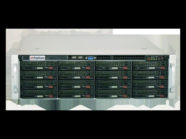 Digiliant R3E116LS-NW 48TB Windows Storage Server