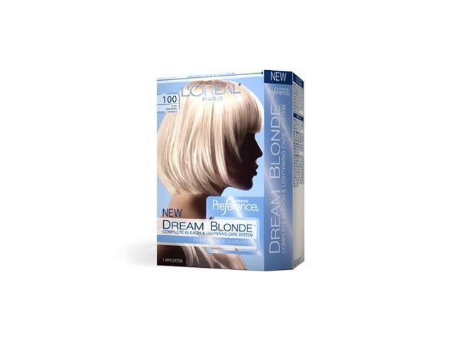 L'Oreal Superior Preference Dream Blonde Hair Color, 100 Ultra Lightening