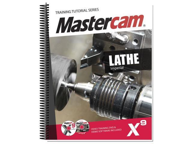 mastercam x9 lathe training tutorial newegg com Mastercam Lathe Tutorial mastercam tutorial lathe pdf