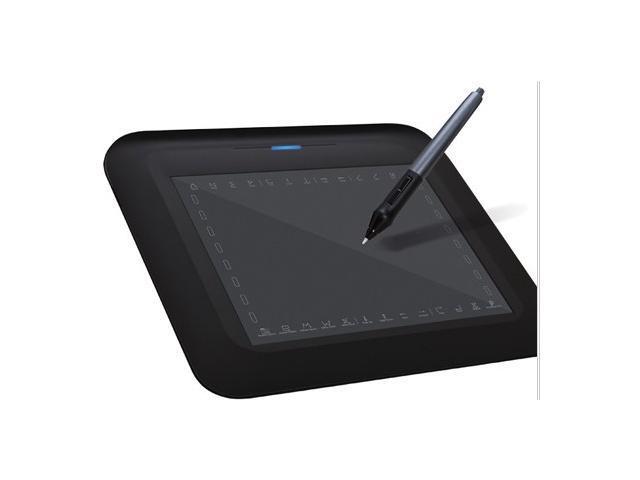 "TS-6608M Turcom (8""x6"") Graphic Drawing Tablet and 2048 Pressure Sensitive Pen"