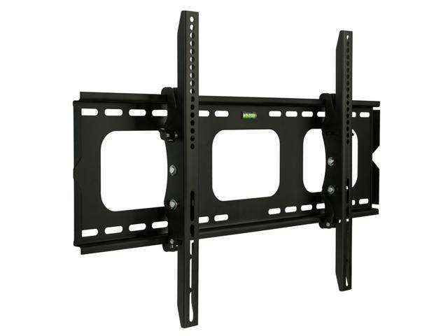 Mount-It Universal Heavy Duty Premium Tilt Tilting Wall Mount Bracket For Samsung, Sony, Vizio, Panasonic, LG TVs sizes 32