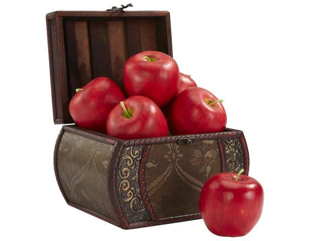 Nearly Natural 2139 NA Faux Apple (Set of 6)