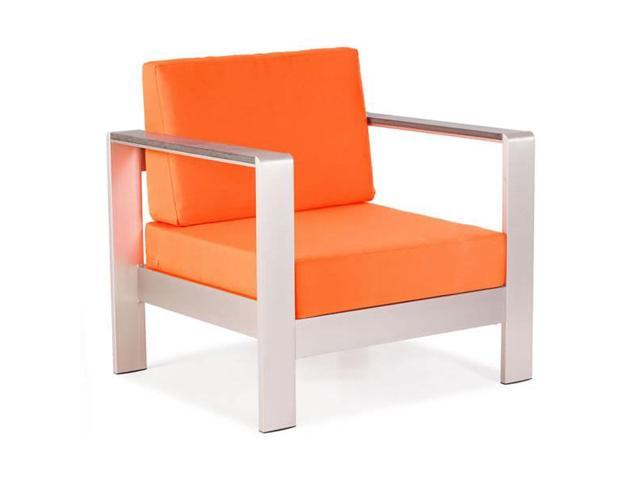 Zuo Modern Modern Patio Furniture Cosmopolitan Collection Armchair Cus