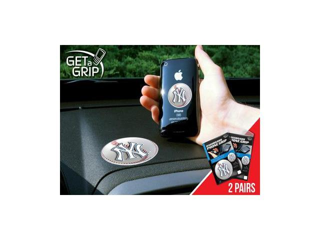 Fanmats 13087 MLB - New York Yankees Get a Grip 2 Pack