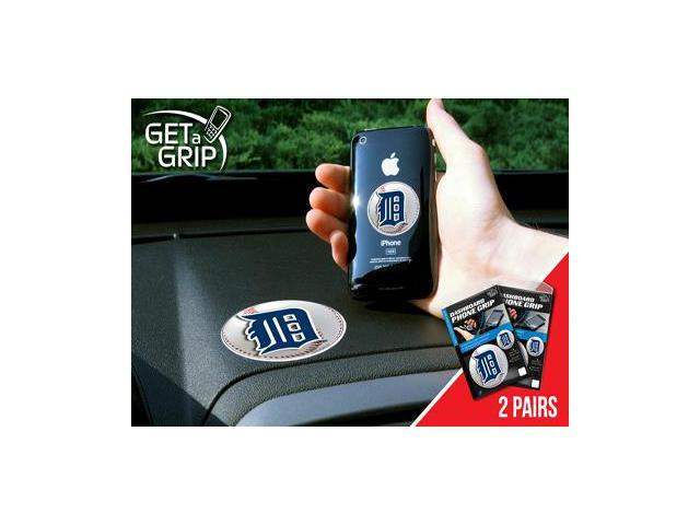 Fanmats 13096 MLB - Detroit Tigers Get a Grip 2 Pack