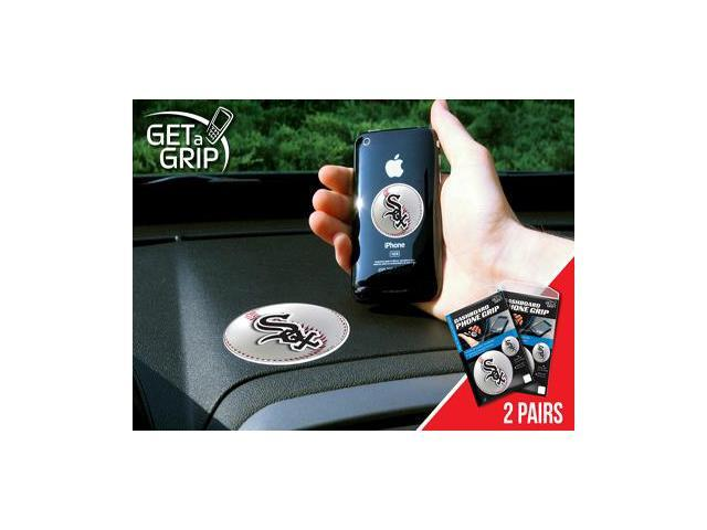Fanmats 13100 MLB - Chicago White Sox Get a Grip 2 Pack