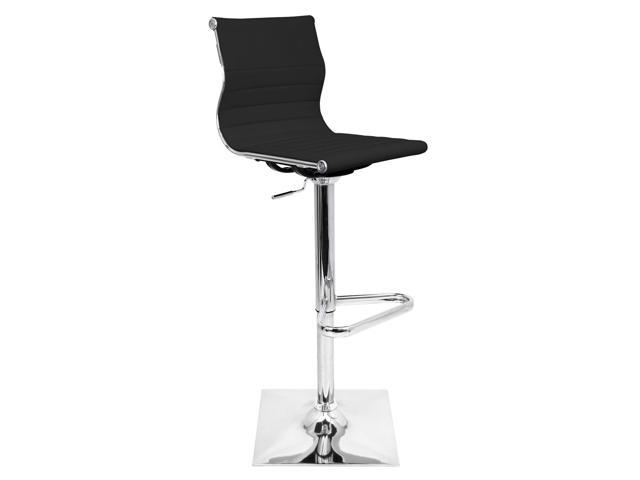 Lumisource Master Bar Stool In Black