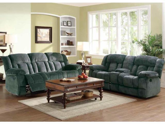 homelegance laurelton 2 piece double reclining living room