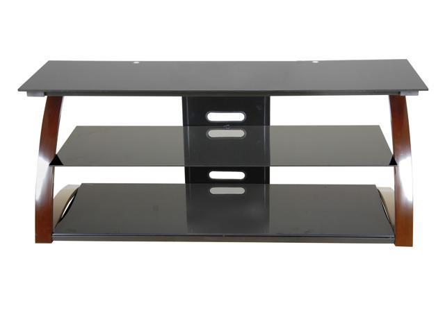 Techni Mobili Contemporary 65 Inch TV Stand in Black - Newegg.com