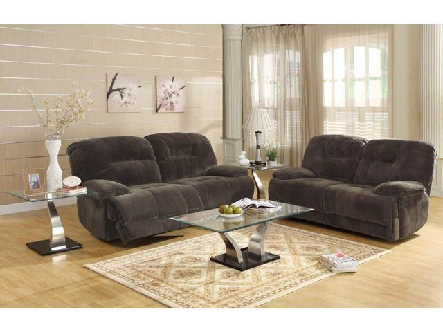 Homelegance geoffrey 5 piece reclining living room set in for 10 piece living room set