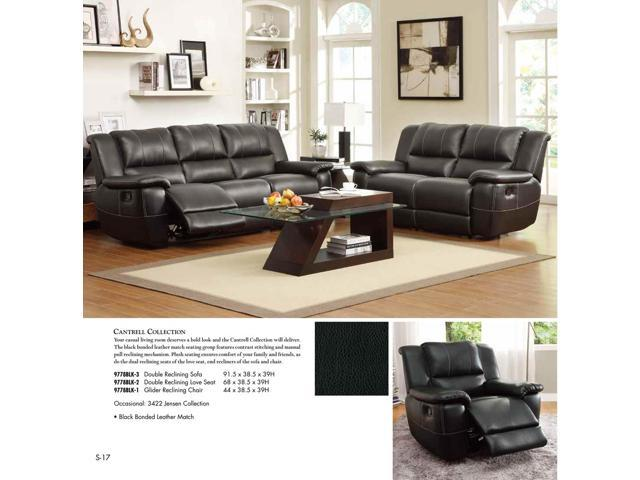 Homelegance cantrell 3 piece reclining living room set in for 10 piece living room set