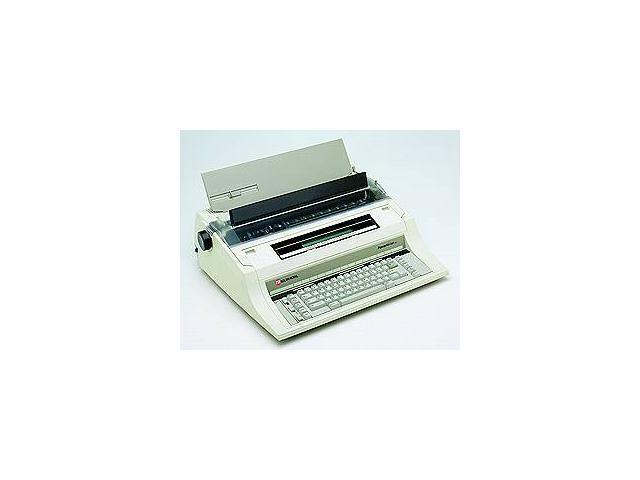 Adler-Royal 16297Y PowerWriterMD Electronic Typewriter