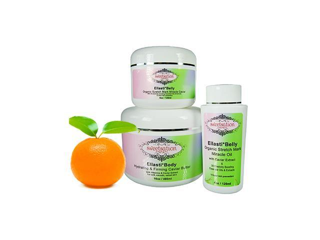 Organic Pregnancy Gift Set