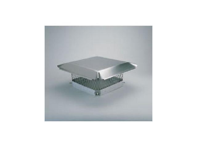 Hy c inch stainless chimney cap top ga