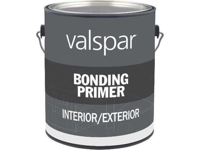valspar interior exterior bonding primer gallon. Black Bedroom Furniture Sets. Home Design Ideas