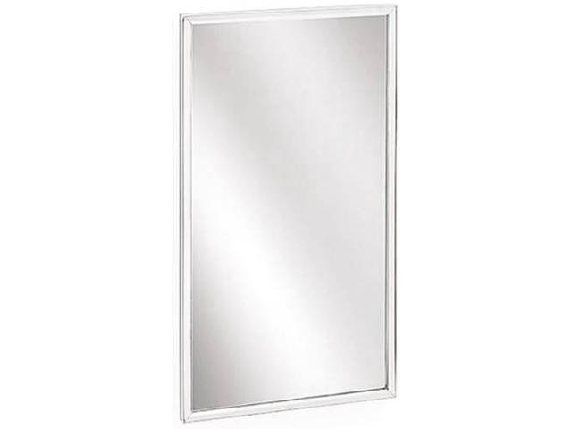 Bradley channel frame mirror 18 x 24 for Mirror 18 x 24