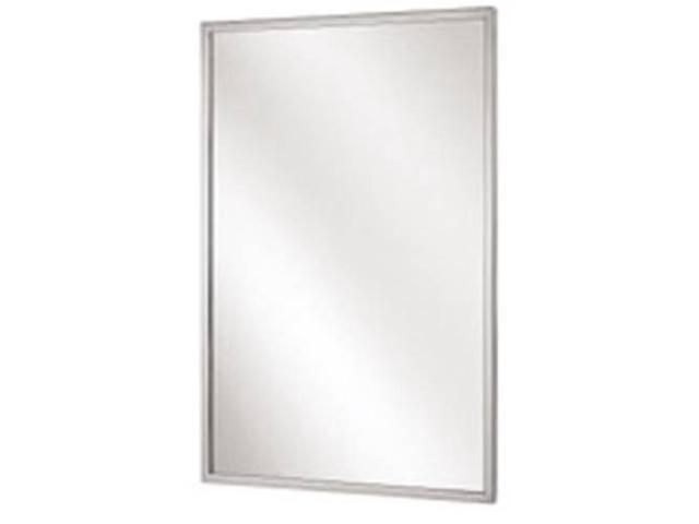 Bradley Channel Frame Mirror 24 X 30