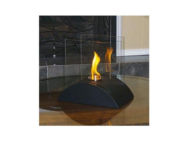 estro tabletop decorative ethanol indoor outdoor fireplace