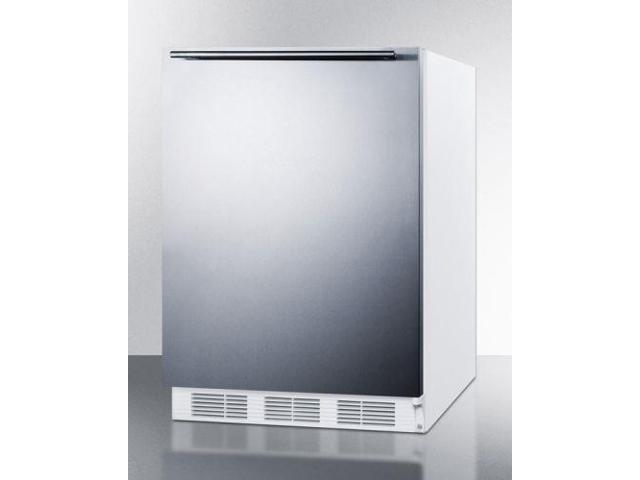 Freestanding Refrigerator-Freezer For Residential Use - White