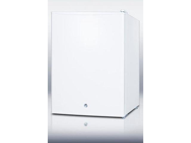 White Compact All-Refrigerator