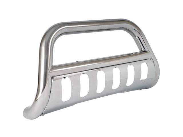 Dee Zee DZ505337 Stainless Steel; Bull Bar Fits 15 F-150