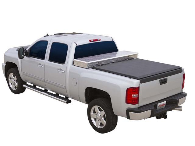 Access Cover 42169 Lorado&#59; Tonneau Cover Fits 94-03 Hombre S10 Pickup Sonoma