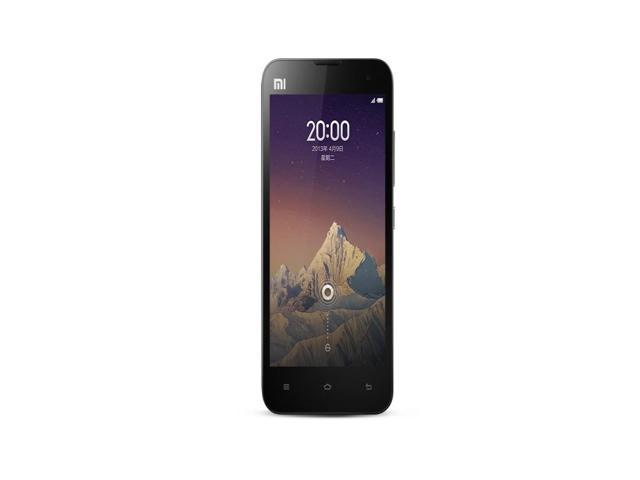 BD House Xiaomi Mi2s Sim Free 16GB BLACK - (Qualcomm Snapdragon 600 Quad Core 1.7GHz ,Adreno 320 ,2GB RAM ,IPS 1280*720 Screen ...