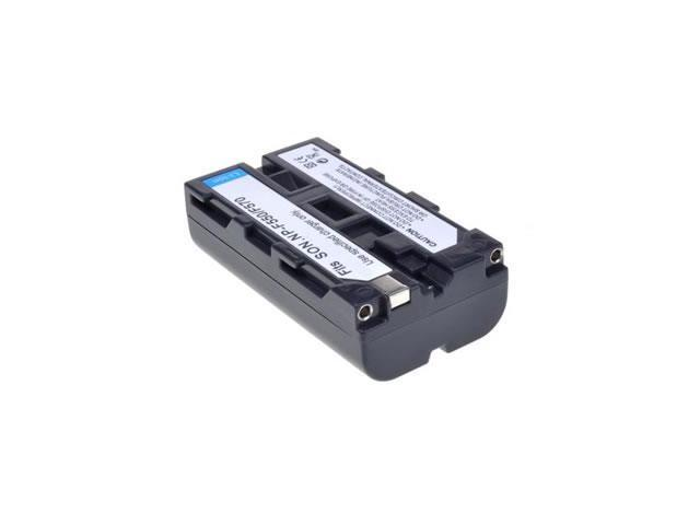 Battpit: Camcorder Battery Replacement for Sony CCD-SC55E (2000 mAh) NP-F550 7.2 Volt Li-ion Camcorder Battery