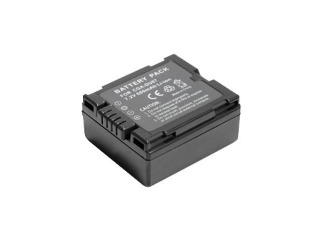Battpit: Camcorder Battery Replacement for Hitachi DZ-BD70A (700 mAh) CGA-DU07 7.2 Volt Li-ion Camcorder Battery