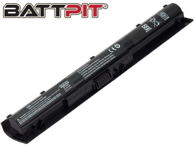 BattPit: Laptop Battery Replacement for HP Pavilion 15-ab002tx 800049-001 HSTNN-LB6R KI04 TPN-Q159 TPN-Q161